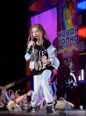 Украинка победила на «Детской Новой волне» в оккупированном Крыму