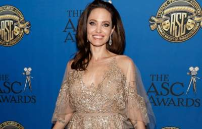 Анджелина Джоли закрутила новый роман