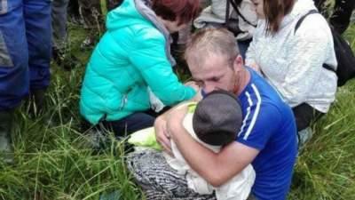 На Прикарпатье спасатели всю ночь искали 4-летнего мальчика