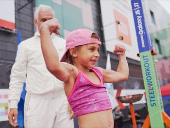 Семилетняя киевлянка стала чемпионкой мира