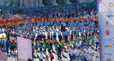 В Киеве установили уникальный рекорд