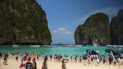 Пляж в Таиланде закроют из-за голливудского актера