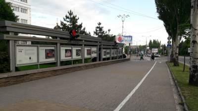 Испанские СМИ показали, как выглядит оккупированный Донецк