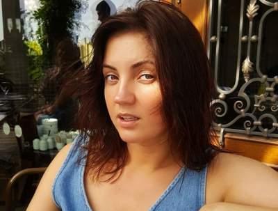 Ольга Цибульская похвасталась платьем-вышиванкой