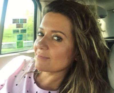 Наталья Могилевская показала, как приводит в порядок свое лицо и волосы