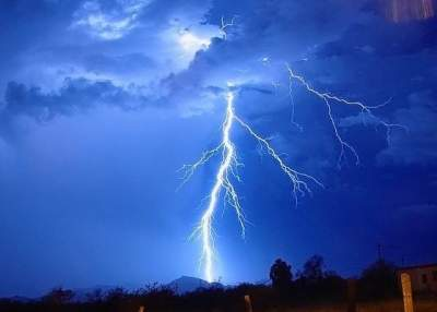 В Киеве объявлено штормовое предупреждение