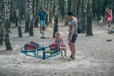 В Киеве отреставрируют популярный парк
