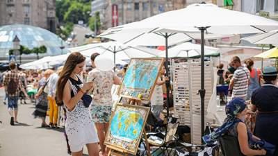В Киеве пройдет европейская ярмарка