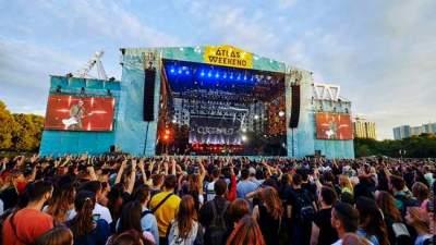 Киевский фестиваль попал в список лучших фестивалей мира