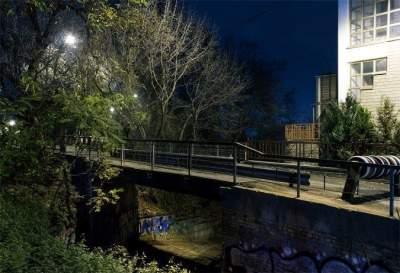 В Сети показали старейший мост Киева