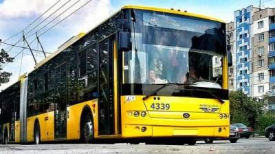 В Киеве шесть троллейбусов изменят маршрут движения