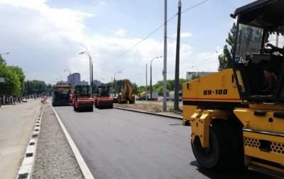 В Киеве перекроют движение на оживленном проспекте