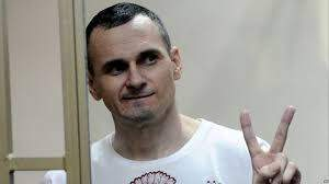 В Киеве прошла акция в поддержку Сенцова