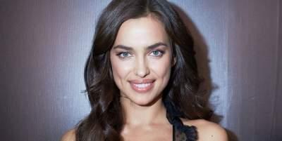 Ирина Шейк показала, в кого она такая красивая