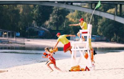 Эти семь киевских пляжей соответствуют международным нормам