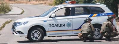В Киеве полицейские устроили учения с «похищением» бизнесмена