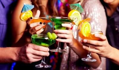 Медики напомнили о важных правилах употребления алкоголя