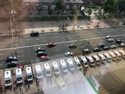 В Киеве появились новые автомобили «скорой помощи»