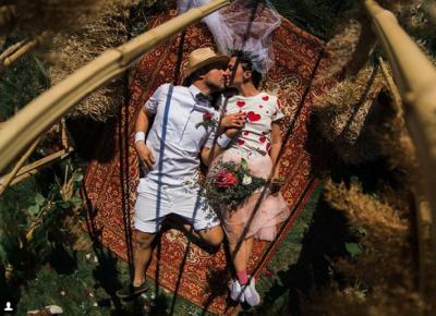 В сети появились очаровательные фото Сергея Бабкина с женой