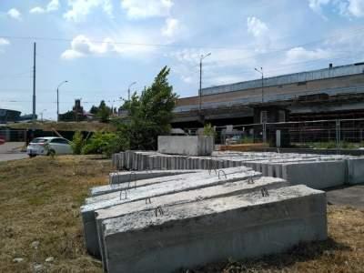 В Киеве вновь отложили ремонт Шулявского моста