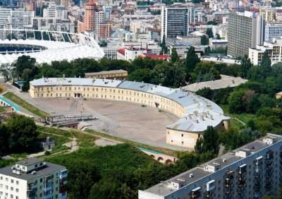 Власть Киева планирует отреставрировать Киевскую крепость