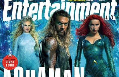 Николь Кидман снялась на обложку журнала в необычном образе