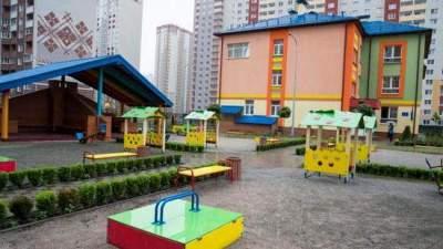 В Киеве школы и детсады оборудовали камерами видеонаблюдения