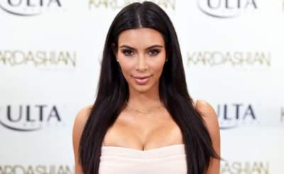 Ким Кардашьян раскритиковали за изменение внешности маленькой дочери