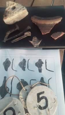 Археологи нашли на дне Днепра старинный корабль