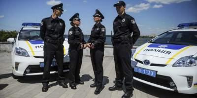 В Нацполиции потратят 3 миллиона грн на наручники
