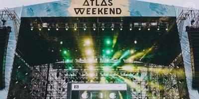 Киевский фестиваль Atlas признали одним из лучших в мире