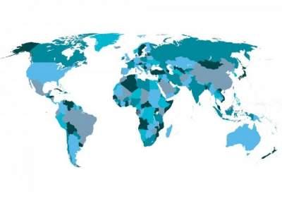 В Украине создали карту мировых происшествий