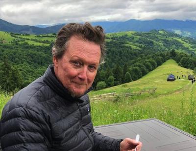 Голливудский актер посетил Западную Украину