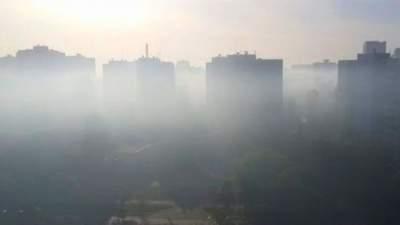Синоптики объяснили, почему в Киеве стал грязнее воздух