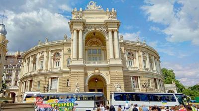 В Одессе освободят исторический центр города от автомобилей