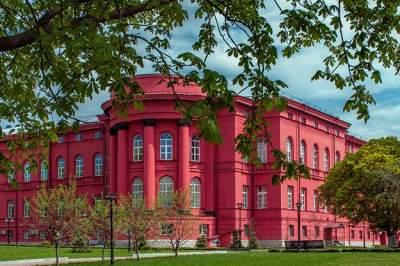 Киевские ВУЗы попали в рейтинг лучших университетов мира