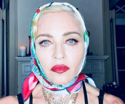 Как бабушка: Мадонна удивила новыми фото