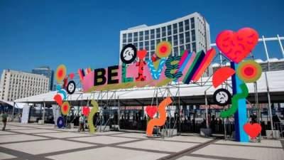 В Киеве стартовал масштабный фестиваль «BeLive»
