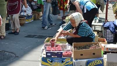 В Киеве будут проводить рейды против стихийных торговцев