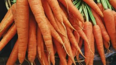 Эксперт рассказала, чем опасна сырая морковь
