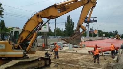 В Киеве на Борщаговской будут ремонтировать коллектор: ожидаются пробки