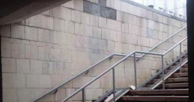 В центре Киева подземные переходы оборудуют лифтами