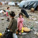 УКГКЦ осудила погромы лагеря ромов