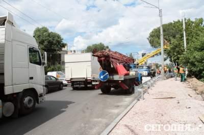 Киевлянам рассказали, когда разрешится проблема пробок