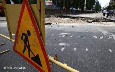 В Киеве ограничат движение транспорта