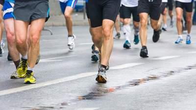 В Киеве из-за марафона ограничат движение на Трухановом острове