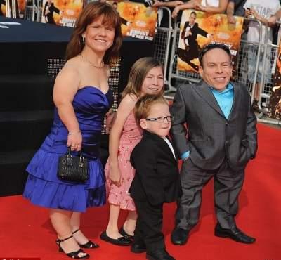 Актер из фильмов о Гарри Поттере рассказал о смерти своих детей