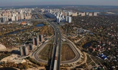 В Киеве ограничат движение по одному из проспектов