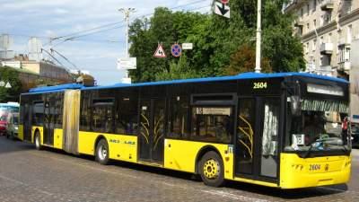 Киев закупит 50 новых троллейбусов
