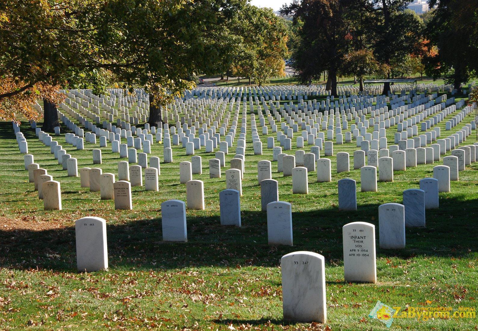 Рекомендации относительно правильного поведения на кладбищах